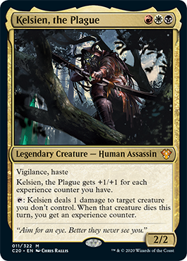 Keslien, the Plague